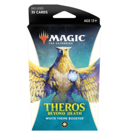 Theros Beyond Death: White Theme Booster