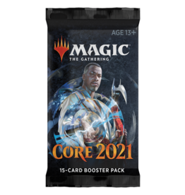 Core 2021: Draft Booster Pack
