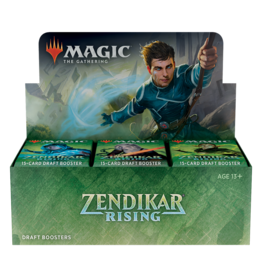 Zendikar Rising: Draft Booster Box