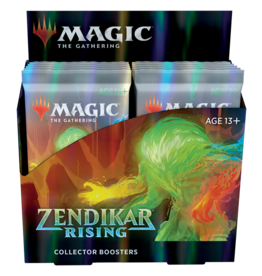 Zendikar Rising: Collector Booster Box