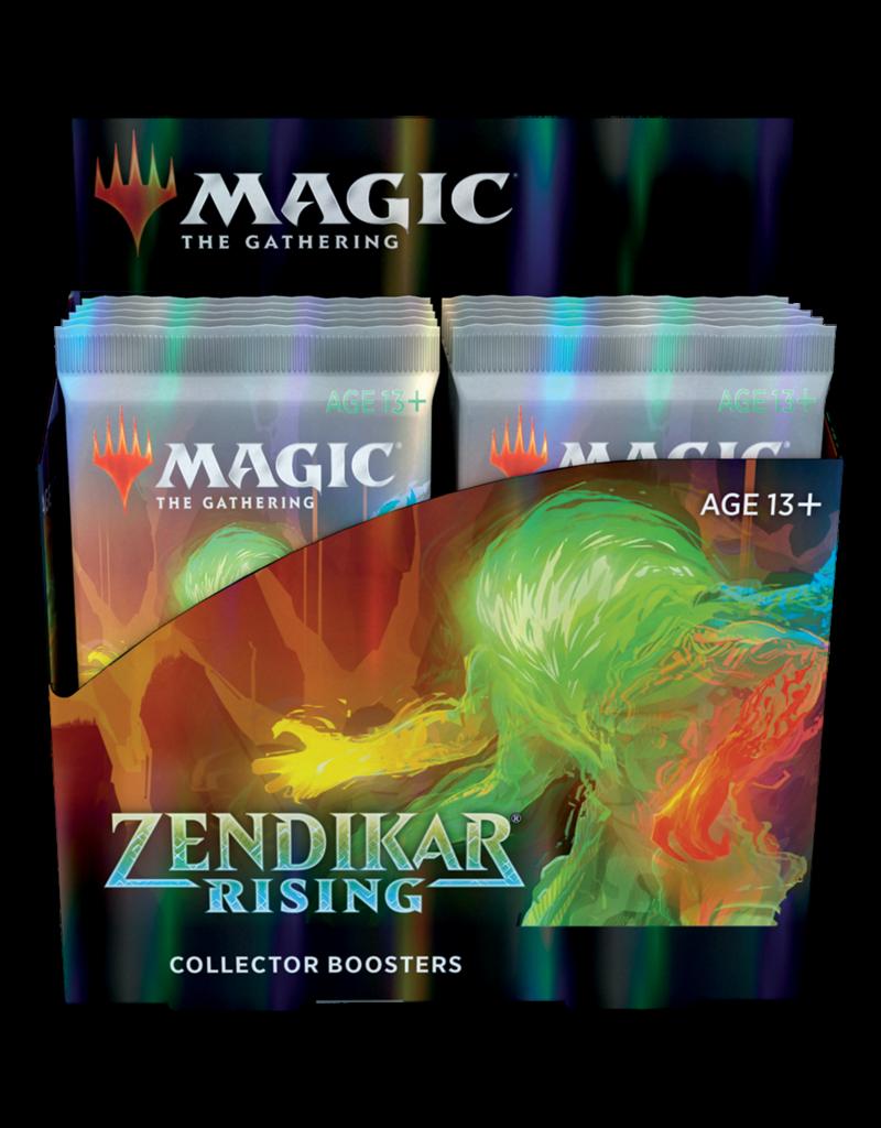 Wizards of the Coast Zendikar Rising: Collector Booster Box