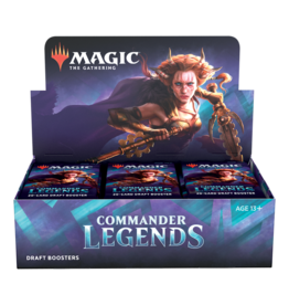 Commander Legends: Draft Booster Box
