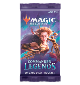 Commander Legends: Draft Booster Pack
