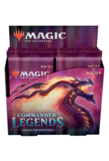 Wizards of the Coast Commander Legends: Collector Booster Box