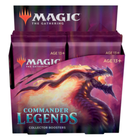 Commander Legends: Collector Booster Box