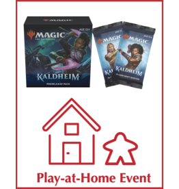 Kaldheim: Remote Prerelease Event (Pre-Order)