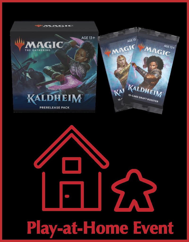 Wizards of the Coast Kaldheim: Remote Prerelease Event (Pre-Order)