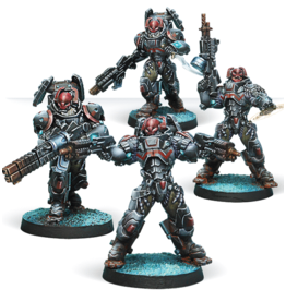 Infinity: Rodoks, Morat Armed Imposition Detachment Combined Army
