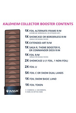 Wizards of the Coast Kaldheim: Collector Booster Box (Pre-Order)