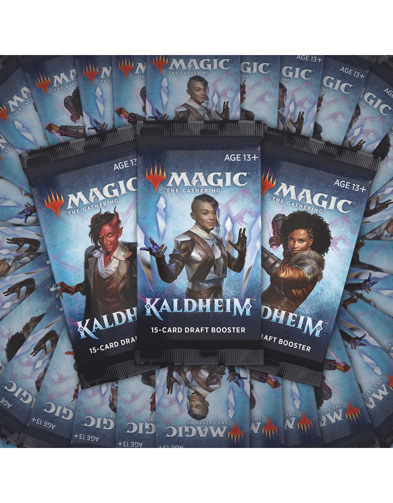 Wizards of the Coast Kaldheim: Draft Booster Box (Pre-Order)
