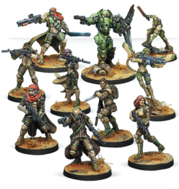 Infinity: Haqqislam Action Pack