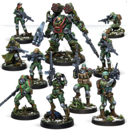 Infinity: Tartary Army Corps Action Pack