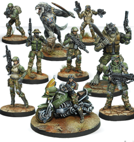 Infinity: USAriadna Army Pack