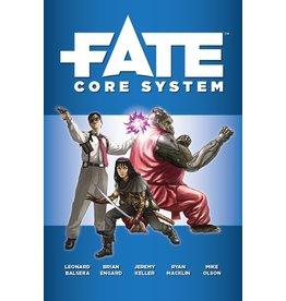 Fate RPG: Core System