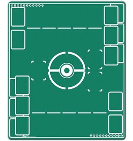 Pokemon Battlefield Two Player Mat