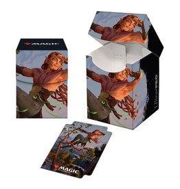 Kaldheim 100+ Deck Box - Tyvar Kell