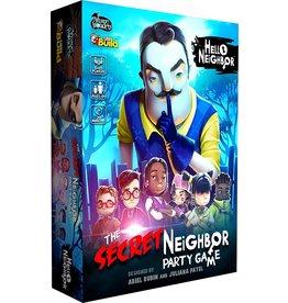 Hello Neighbor - The Secret Neighbor Party Game