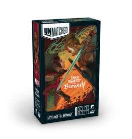 Unmatched: Little Red Riding Hood vs Beowulf