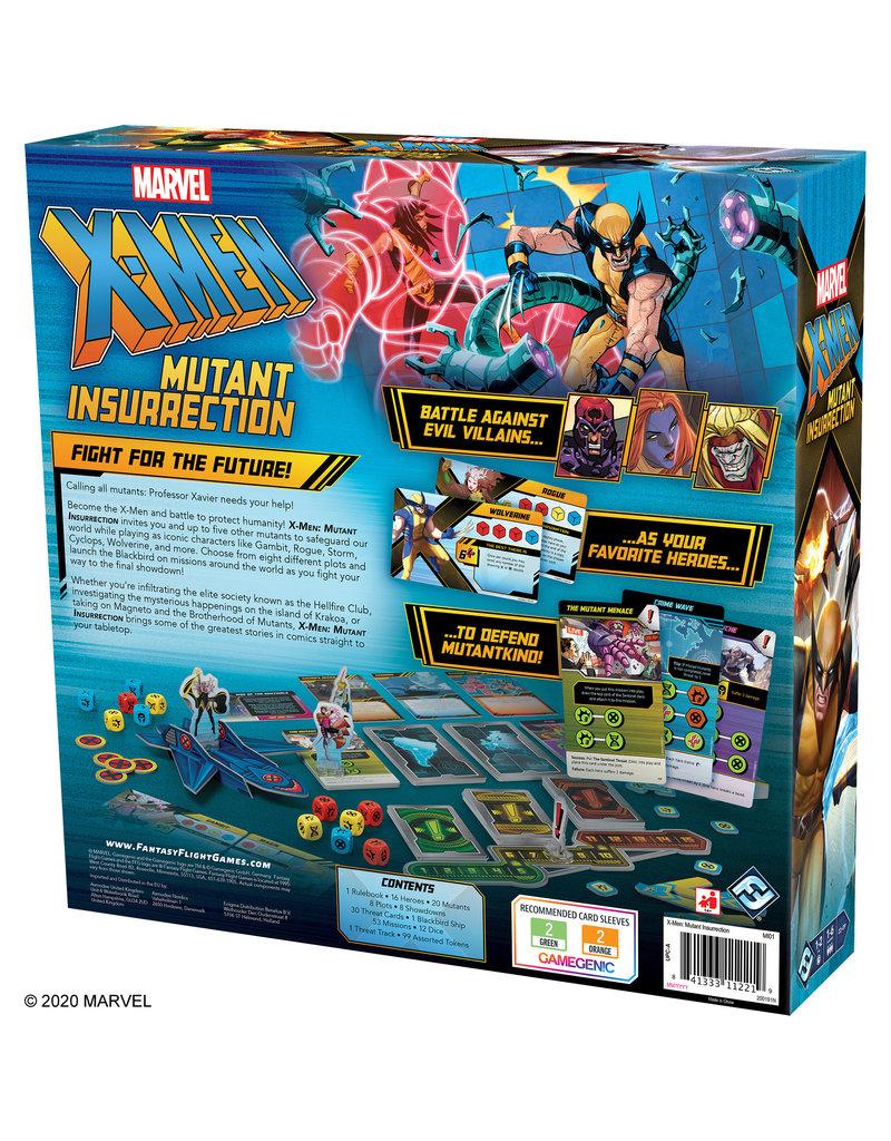 Upper Deck Marvel X-Men: Mutant Insurrection