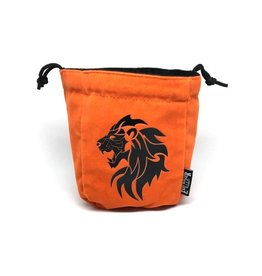 Large Reversible Microfiber Bag - Lion