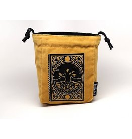 Large Reversible Microfiber Bag - Spellbook