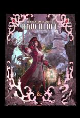 Wizards of the Coast D&D: Van Richten's Guide to Ravenloft- Hobby Cover (Pre-Order)
