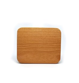 Cherry Wood Dice Case -