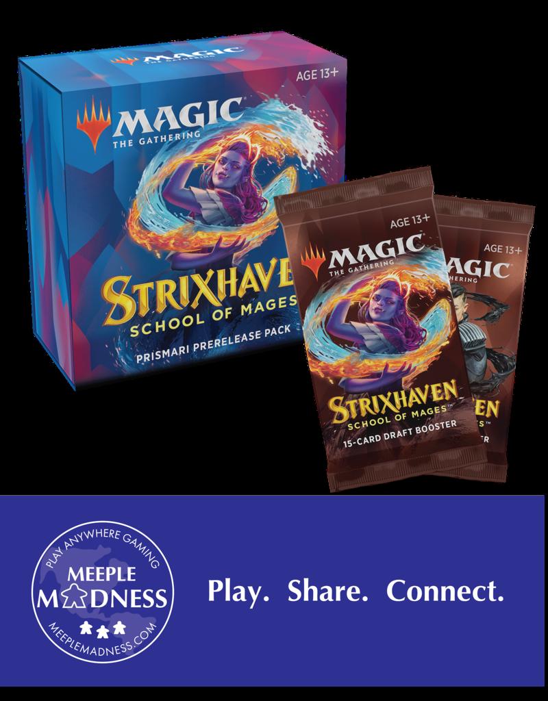 Wizards of the Coast Strixhaven: Prismari Performances - Remote Prerelease Event (Pre-Order)