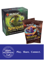 Wizards of the Coast Strixhaven: Witherbloom Witchcraft - Remote Prerelease Event (Pre-Order)