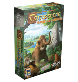 Carcassonne: Hunters and Gatherers (2021)