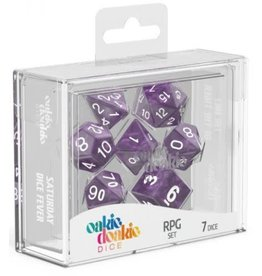 RPG Set Marble Purple