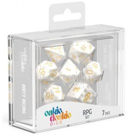 RPG Set Marble White