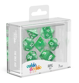 RPG Set Translucent Green