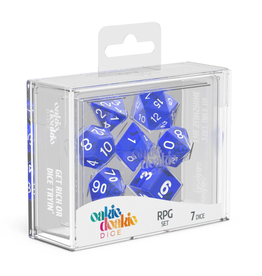 RPG Set Translucent Blue