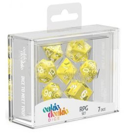 RPG Set Translucent Yellow