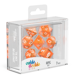 RPG Set Translucent Orange