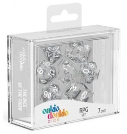 RPG Set Translucent Clear