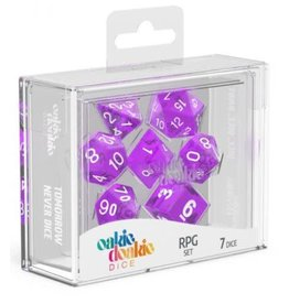 RPG Set Translucent Purple