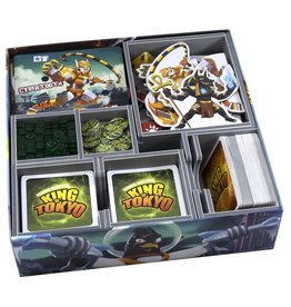 Box Insert: King of Tokyo or NY & Expansions