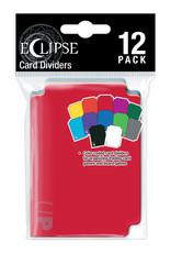 Ultra Pro Eclipse Multi Colored Card Dividers