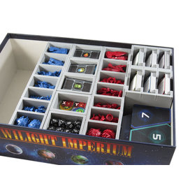 Box Insert: Twilight Imperium 4 & Expansions