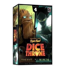 Dice Throne: Treant v Ninja (Season 1 Rerolled)