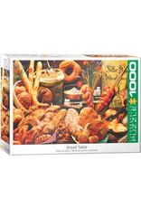 Eurographics Bread Table