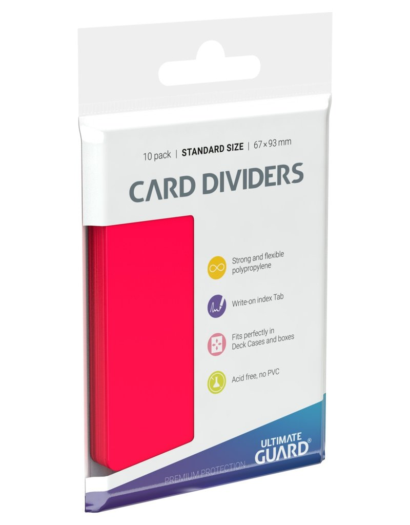 Ultimate Guard Card Dividers -