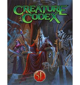 D&D: Creature Codex