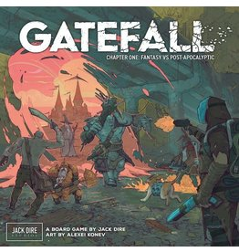 Gatefall: Chapter One (Pre-Order)