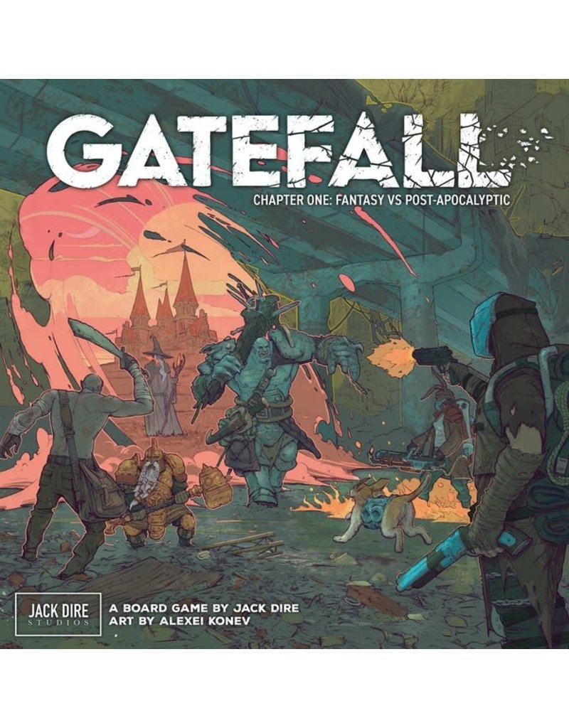 Jack Dire Studios Gatefall: Chapter One (Pre-Order)