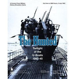 The Hunted: Twilight of the U-Boats 1943-45