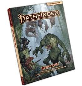 Pathfinder (Second Edition): Bestiary