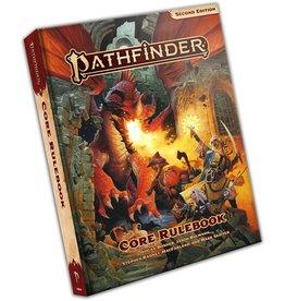 Pathfinder (Second Edition): Core Rulebook